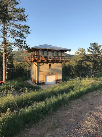 Fire Tower Home Black Hills SD