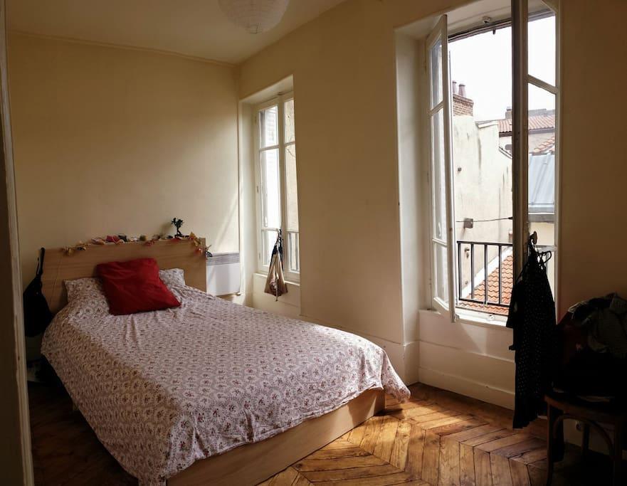 2 chambres en plein centre appartamenti in affitto a - Chambre universitaire clermont ferrand ...