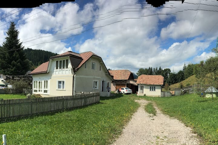 Argestru grandma's house