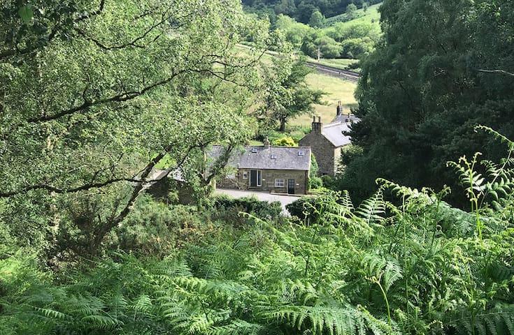 Grove House Levisham - Rowntree Cottage