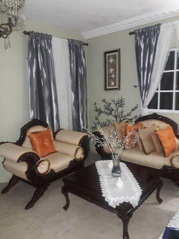 Beautifull apartment with all the service - Santo Domingo - Casa