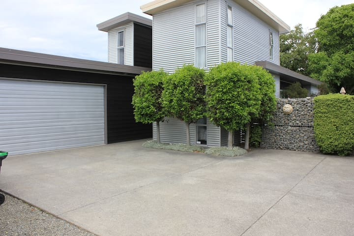 The Back House of Papanui - Christchurch - Dom