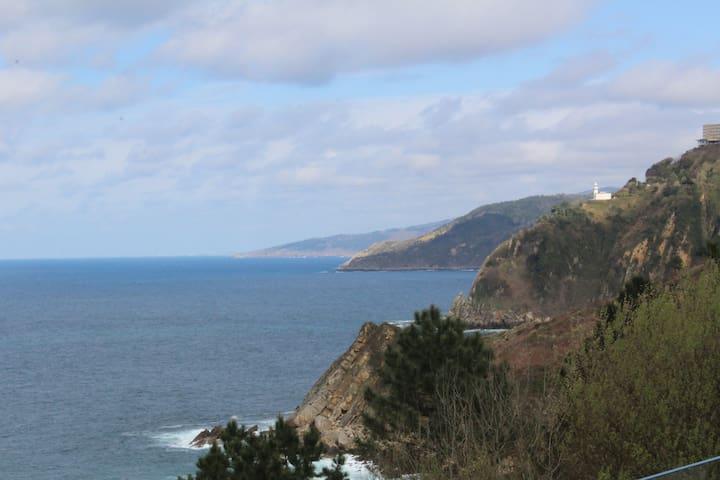 Sea and serenity Mar y tranquilidad - Donostia - Wohnung