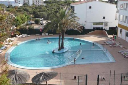 Apartamento en Cala'n Blanes - Ciutadella de Menorca - Huoneisto