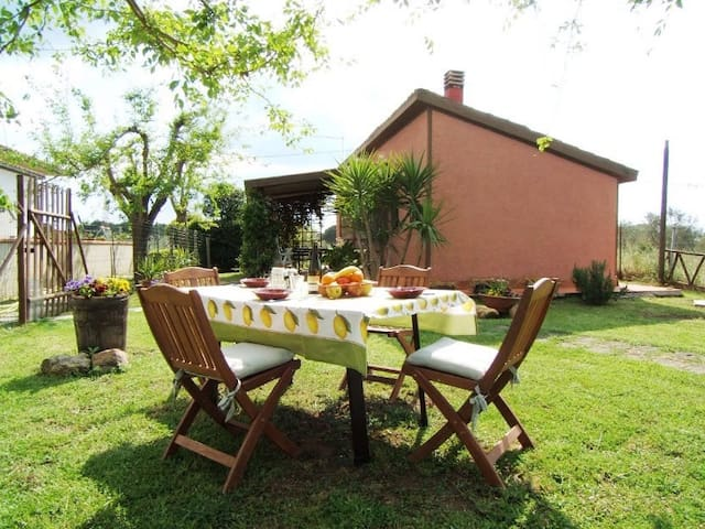 Cottage di campagna in Maremma - Marina di Grosseto - House
