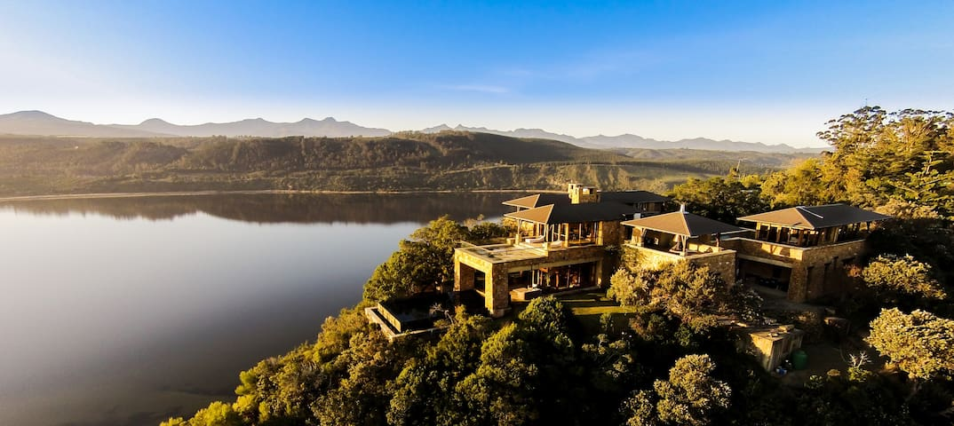 Spectacular Unequalled Private Cloud9 - Knysna - Villa