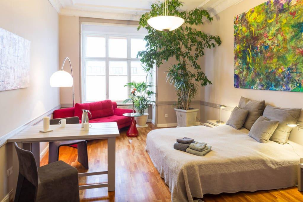 wohnen im sch nen charlottenburg apartments for rent in berlin berlin germany. Black Bedroom Furniture Sets. Home Design Ideas