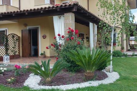 Bella Villa di campagna vicino NA - Pontelatone  - Rumah