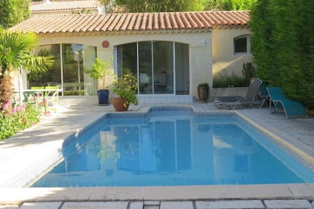 Coquet studio en provence - Pernes-les-Fontaines - บังกะโล
