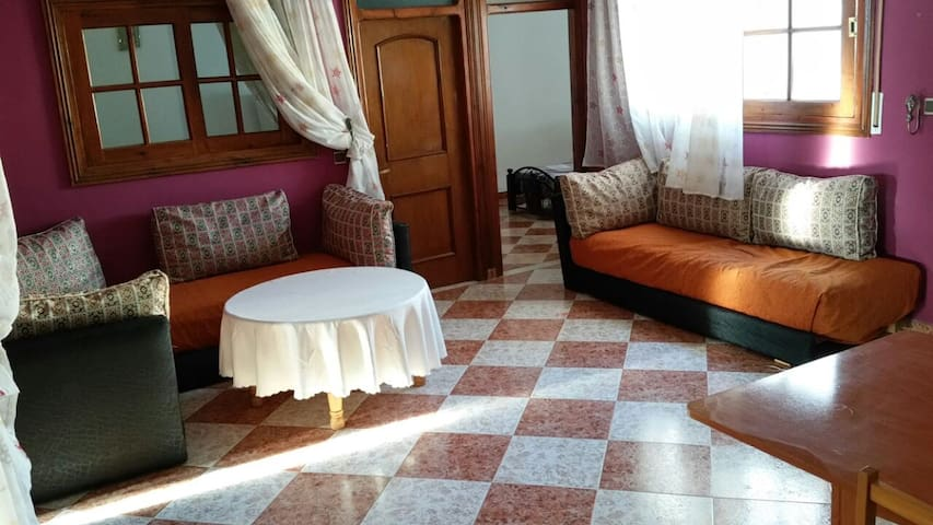 Perfect gelegen appartement Martil - Tetouan - House