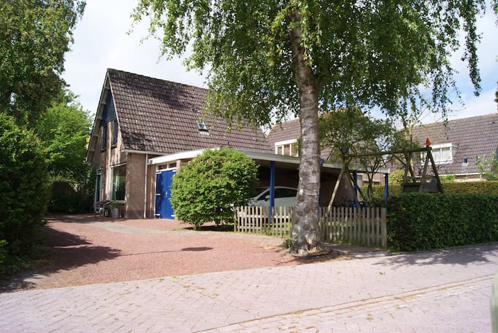 Spacious house in peaceful setting. - Abbekerk - Hus