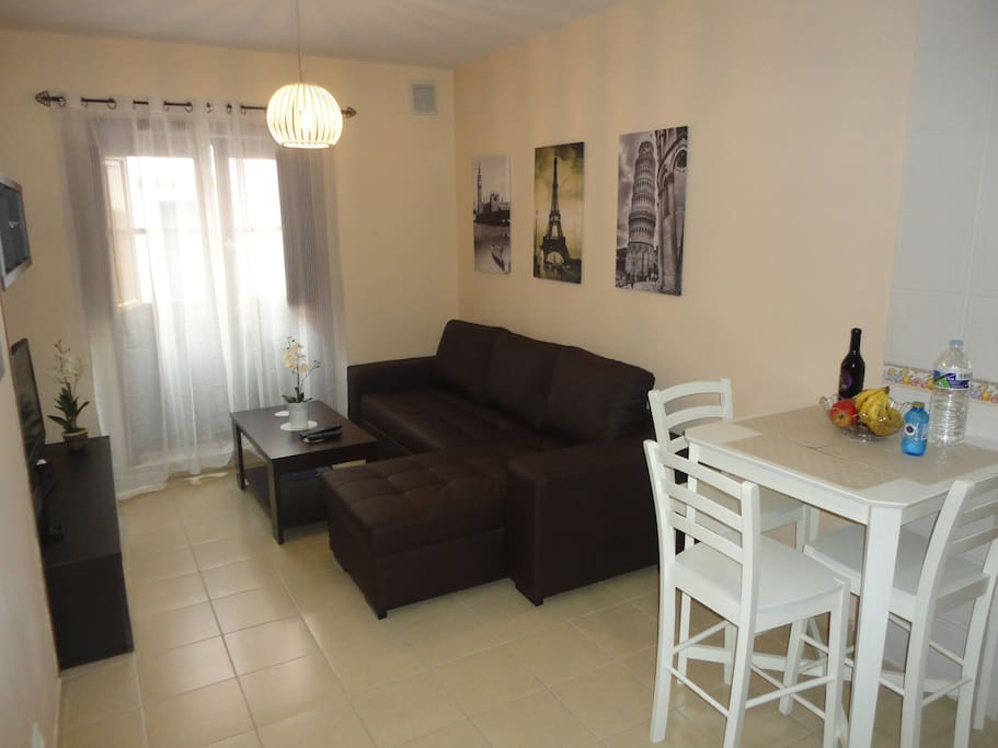 Piso 1 habitaci n centro ciudad apartamentos en alquiler for Piso estudiantes la laguna