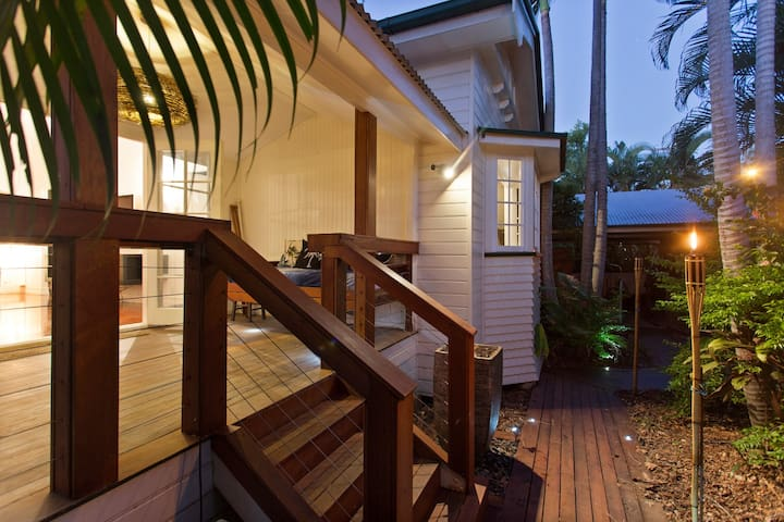 Tropical Cottage Retreat - Currajong - Hus