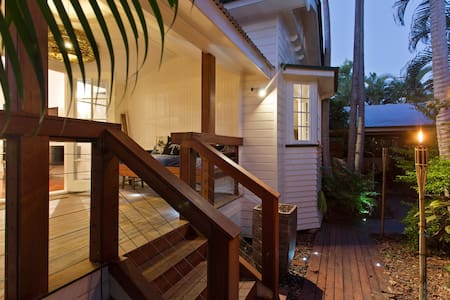 Tropical Cottage Retreat - Currajong - 独立屋