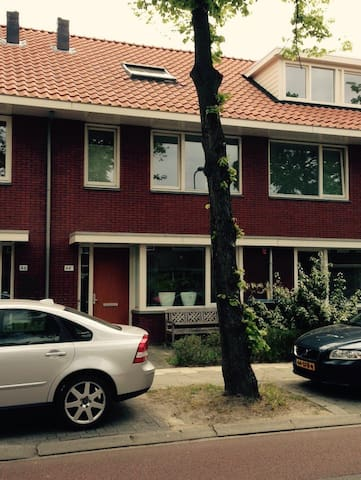 Great living next to Tour de France - Utrecht - Haus
