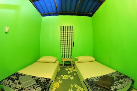 Double room, shared bathroom V2 - Casa