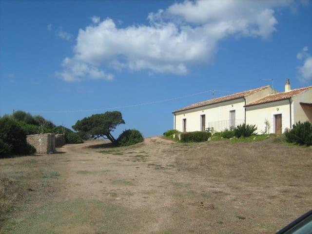 Resid. Tipica Campagna Vista Mare - La Colba - Maison