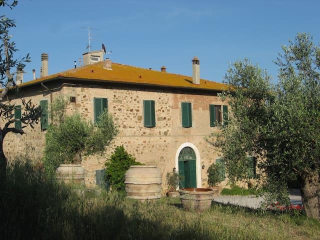 Agriturismo Toscana a 15' dal mare - Castiglione della Pescaia - Appartement