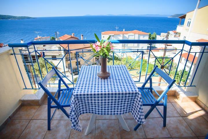 Alexia House - Double Room Sea View