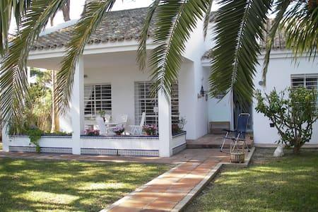 Villa en Roche a 350 metros del mar - Roche