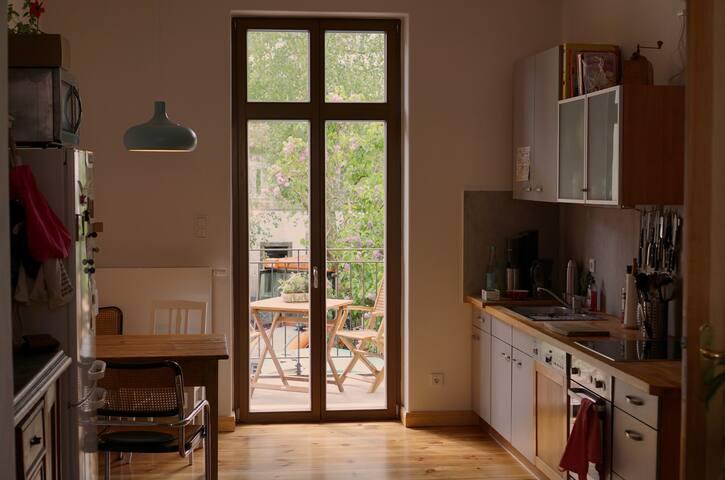 Gemütliche Wohnung nahe SansSoucci