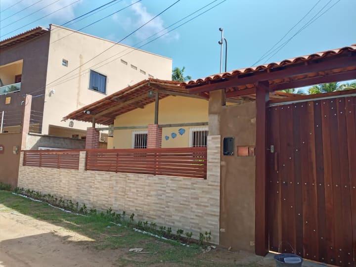 Casa na Praia de Antunes em Maragogi