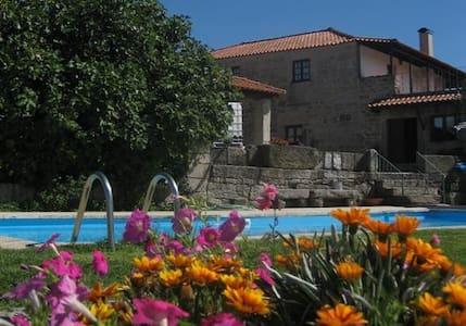 Casa de France -  Casa de Campo a 12km de Chaves - Chaves - Villa