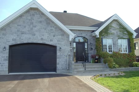 Bachelor 3 1/2 with private entry - Blainville