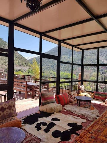 Standard double room in ourika valley