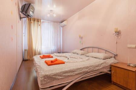 Уютная 2-к квартира в центре Казани - Kazan' - อพาร์ทเมนท์