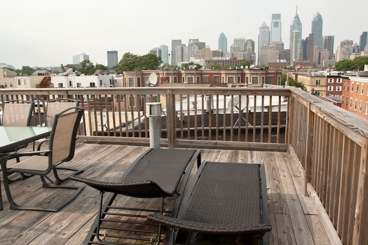 Superhost Center City Philadelphia - Philadelphia - Ev