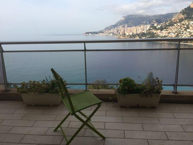 Autre vue de la terrasse