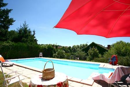 Terrasse, Piscine, Centre Sarlat - Sarlat-la-Canéda - Apartment