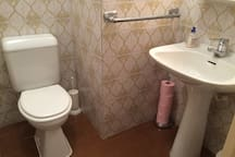 Toilettes séparés
