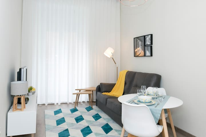 Amazing apartament for 3 at the heart of Chueca