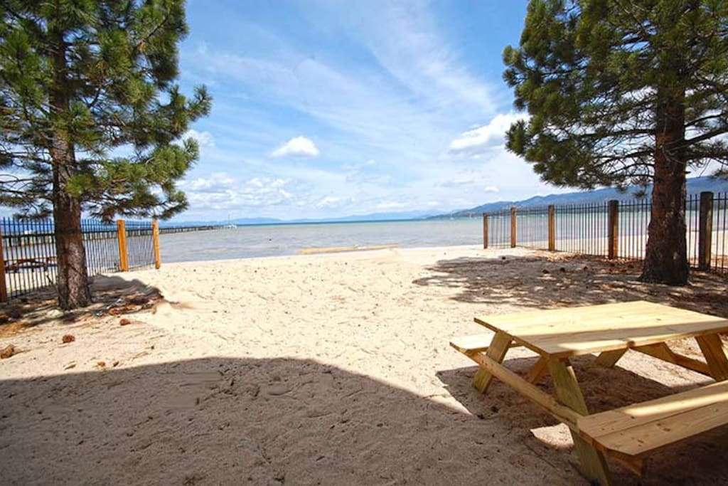 Your private View of Lake Tahoe!