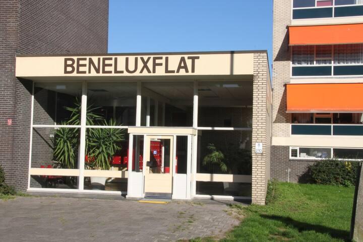 Nice quiet room Mooie rustige kamer - Utrecht - Apartamento