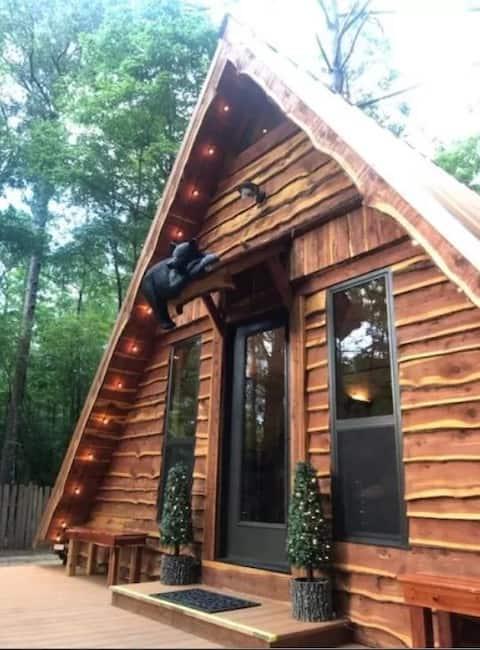 Billy Creek Copper Cabin