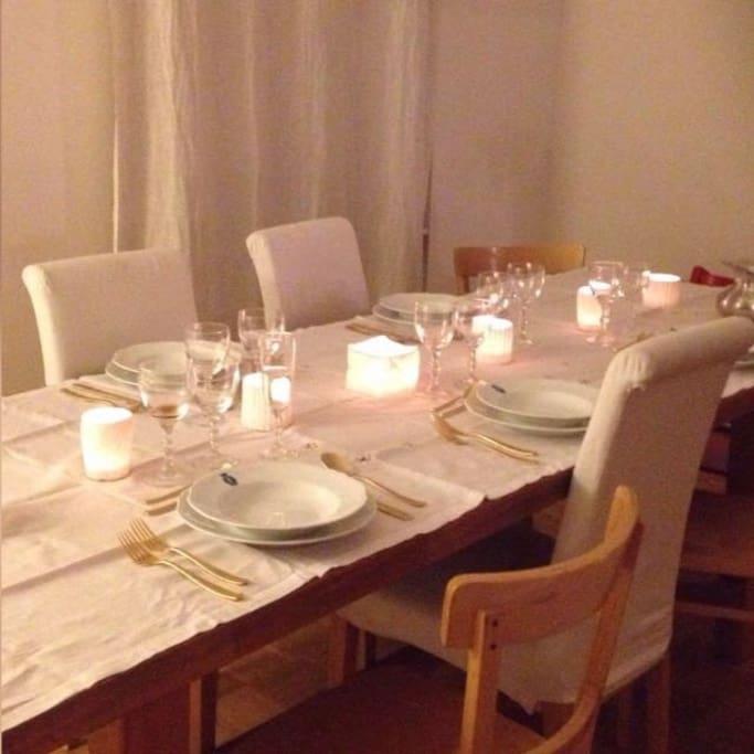 Kitchen Table - Küchen Tisch