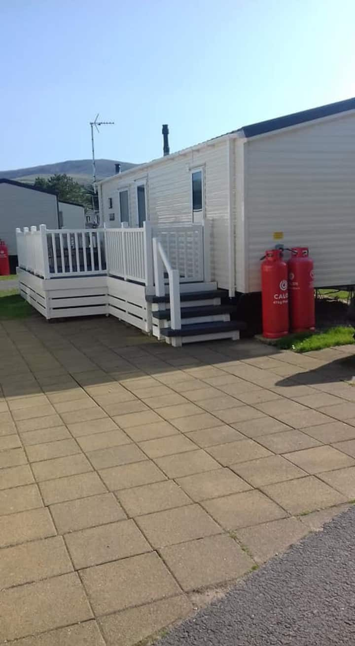 Barmouth 6 berth static caravan