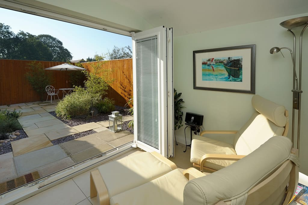 Inside or outside? You can have the best of both worlds!