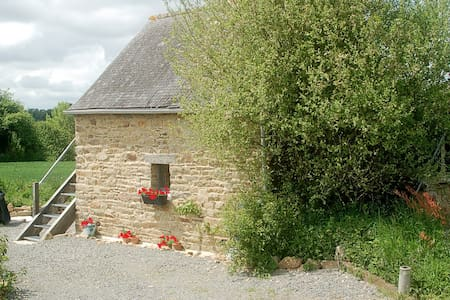 Mt St Michel Historic B&B cottage - Saint-Ouen-la-Rouërie - B&B/民宿/ペンション