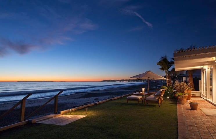 OCEANFRONT LUXURY COTTAGE - Dana Point - House