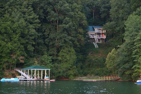 Lake House - Wilkesboro - Casa