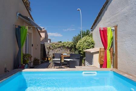 Nice bedroom near Montpellier