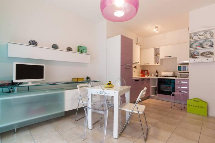 Apartment between Rimini & Riccione