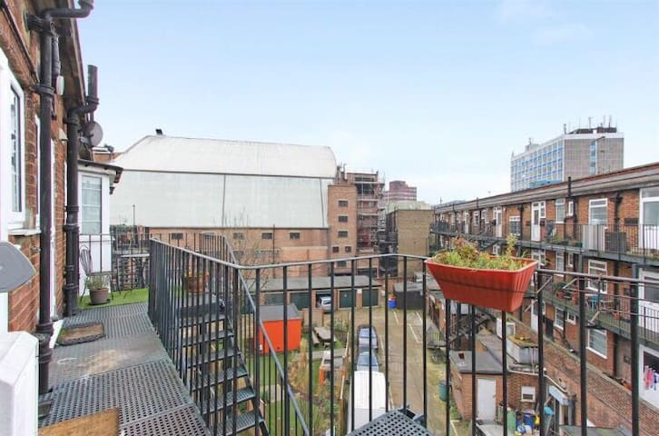 Beautiful flat in brixton - Londres - Apartamento