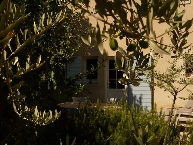 Studio dans le pays d'Aix - Le Puy-Sainte-Réparade - Apartment