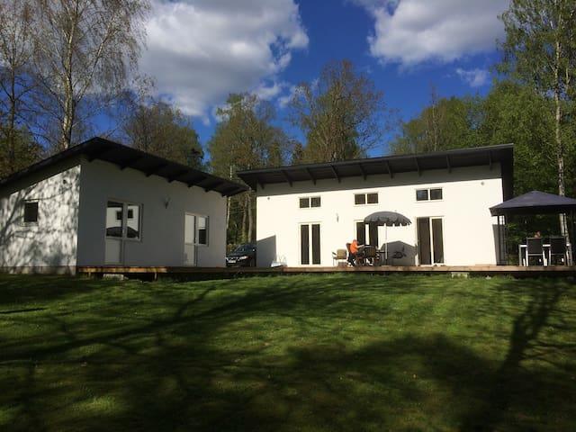Lillängens fritidshus - Brösarp - House