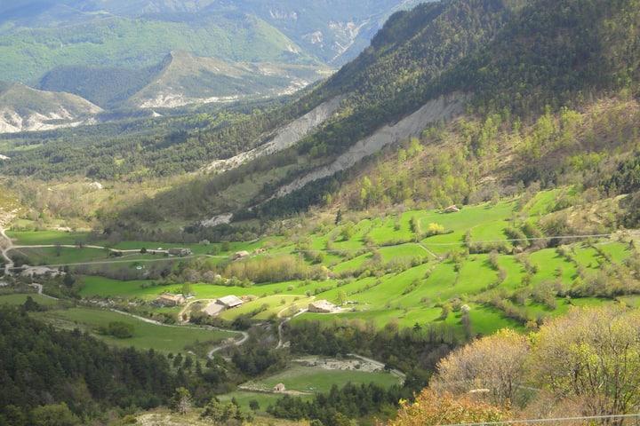 domaine du Fâ : gîte du berger écologique, nature,
